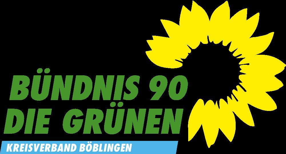 Logo Bündnis90-DIE GRÜNEN Kreisverband Böblingen