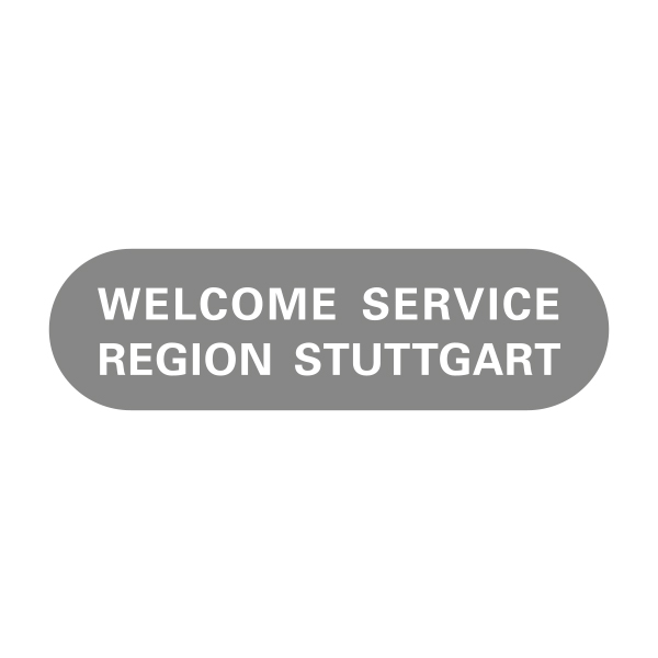 Welcome Service Region Stuttgart