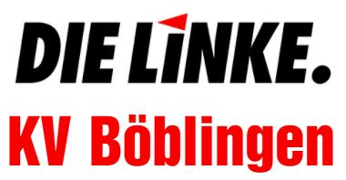 Logo DIE LINKE Kreisverband Böblingen